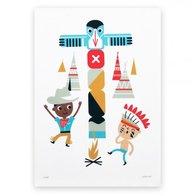 Makii -  Poster Cowboy